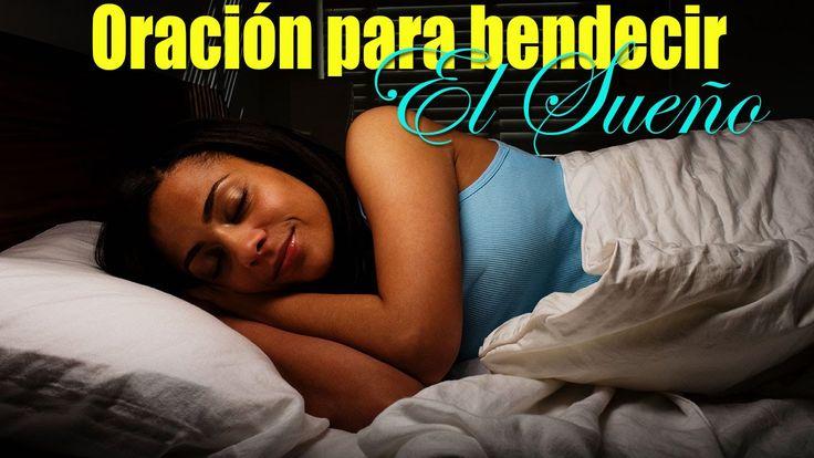 ORACIÓN PARA DORMIR   oración para bendecir la noche y los sueños