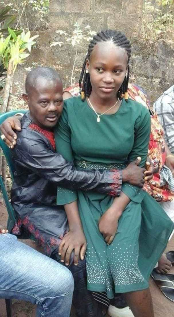 See How 56 Year Old Man Marries 16 Year Old Girl In Anambra