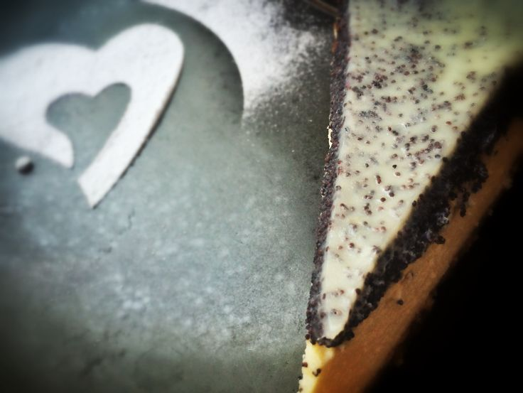 Poppy cheesecake #tucanocoffee # bucharest #delicious