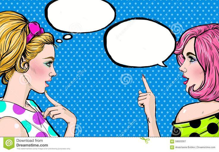 Meninas Do Pop Art Com Bolha Do Discurso Convite Do Partido Cartão Do Aniversário Cartaz Da Propaganda Do Vintage - Baixe conteúdos de Alta Qualidade entre mais de 56 Milhões de Fotos de Stock, Imagens e Vectores. Registe-se GRATUITAMENTE hoje. Imagem: 58603307
