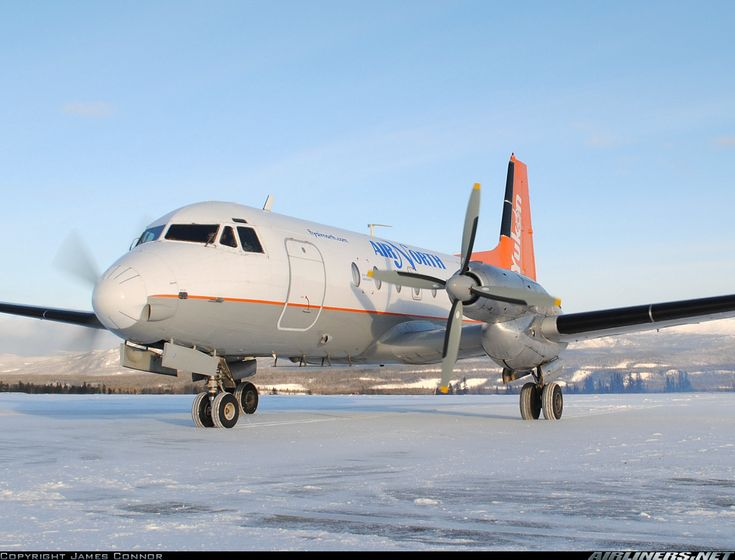Air North Hawker Siddeley HS-748 Srs2A/269 aircraft picture