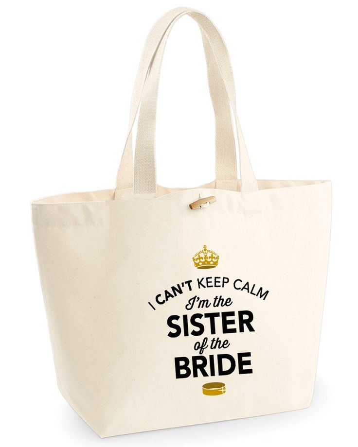 Sister of the Bride Tote Bag, Hen Party, Bachelorette Party, Hen Party Bag, Bride gifts, Bride to be ideas, Hen Do Gifts, Ideas For The Brides Sister, Bride present, Shopping Bag, Bride Bag, Tote Bag, Hen Party Gift Bag, Bride keepsake, Team Bride