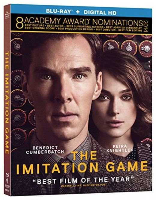 The Imitation Game (2014) | Keira Knightley Movies List