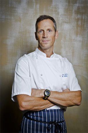 Michelin starred chef Phil Howard shares a perfect dinner party recipe