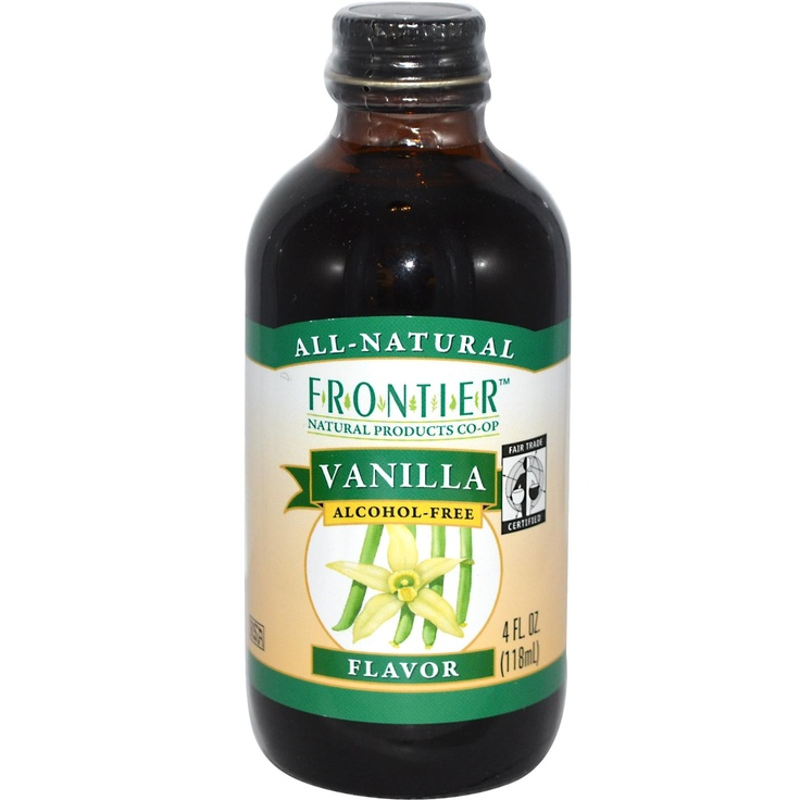Alcohol Free Natural Vanilla Extract