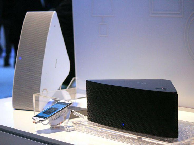 La apuesta de audio casero de #Samsung.