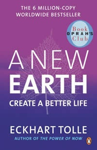 20. A New Earth by Eckhart Tolle