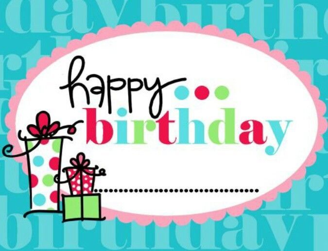 106 best Greeting Cards images on Pinterest Happy birthday - birthday wish template