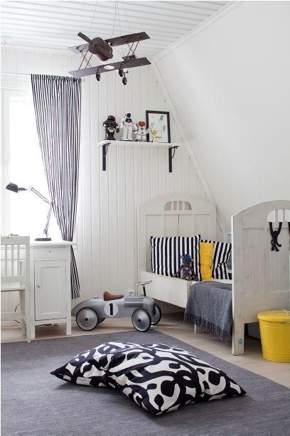 Little boys room - Nooan vanha huone