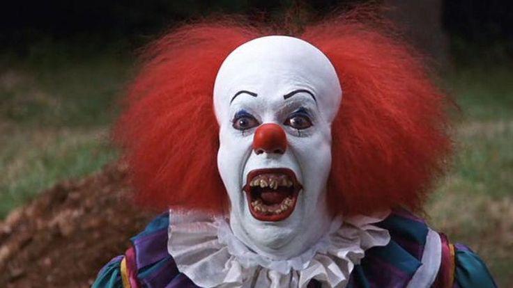Stephen King a largement contribué à populariser la figure du clown dangereux, avec le best-selle terrifiant It.