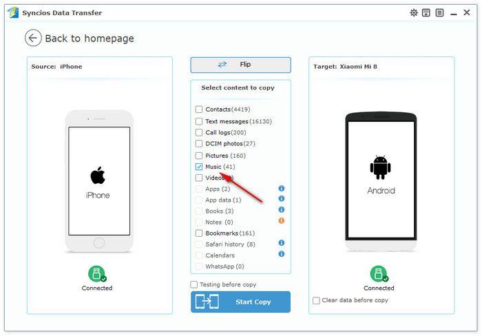 Transfer Music To Xiaomi Mi 8 Samsung Galaxy Iphone Samsung Galaxy Note