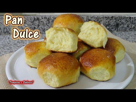 Cómo hacer PANECILLOS de leche express   Pan dulce tierno y esponjoso   Milk bread - YouTube
