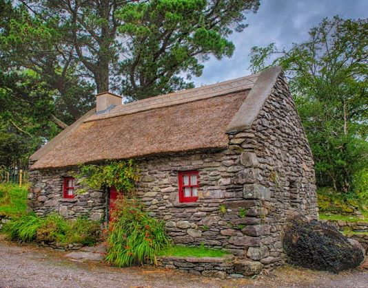 116 best images about old stone and brick houses on for Brick cabin