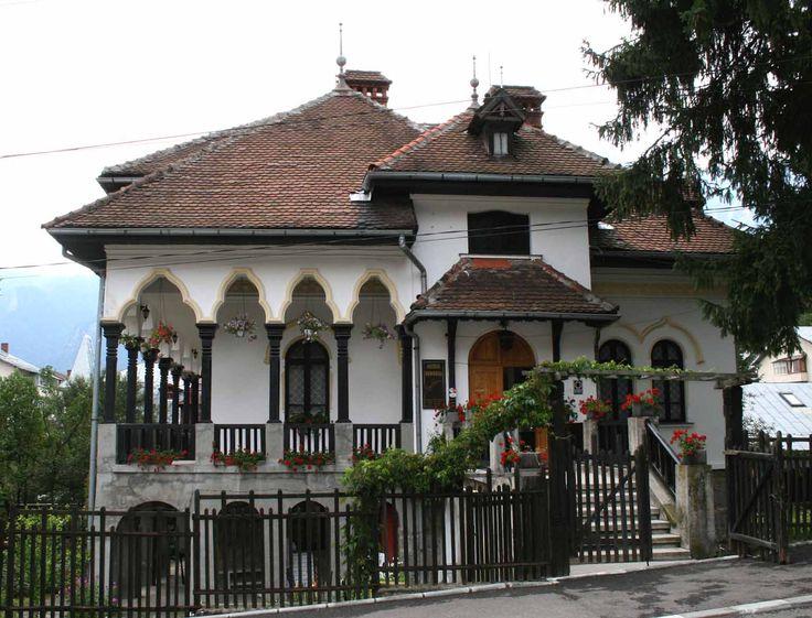 Casa Cezar Petrescu din Bușteni