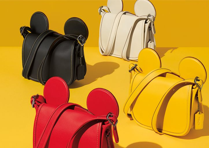 Disney x Coach Outlet Edition Is Available Online Now!