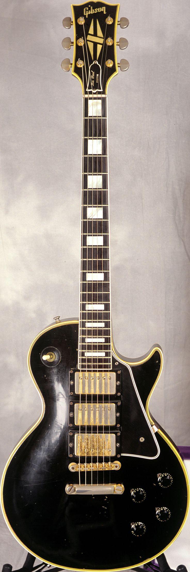 1958 Gibson Les Paul Custom