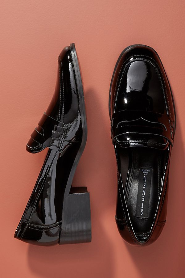 f80bddefc48 Steve Madden Iona Menswear Flats