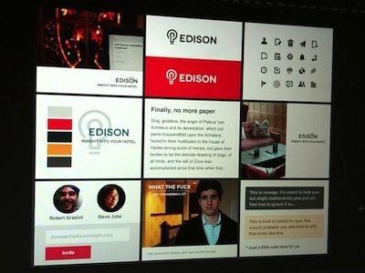 Edison styletiles