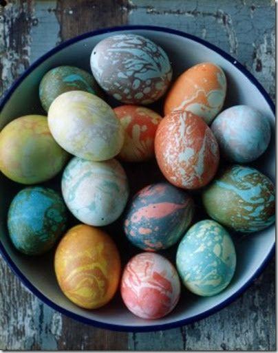 kolla ägg i vatten