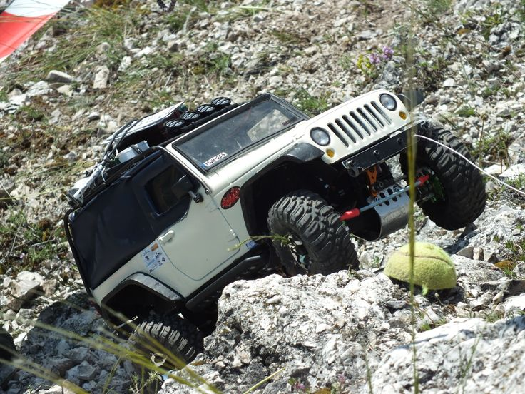 Hungarian Rc Crawler and Scale 4x4 Rc Trial Club_Brumca_Jeep jk_2016