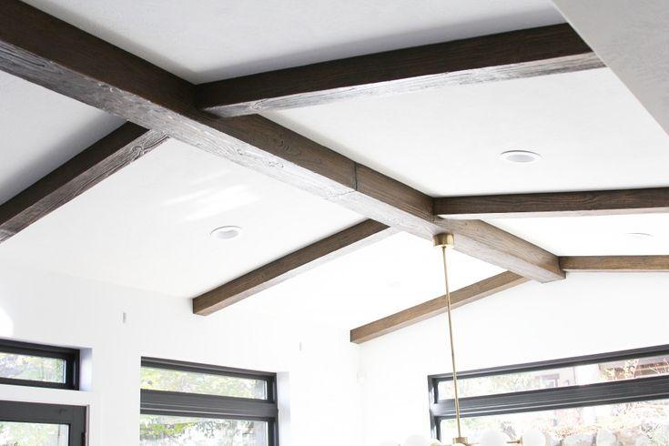 Imitation Wood Beams Uk ~ The best faux ceiling beams ideas on pinterest