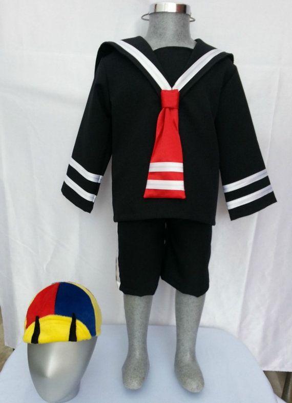 Quico Kiko Costume - Child / Adult