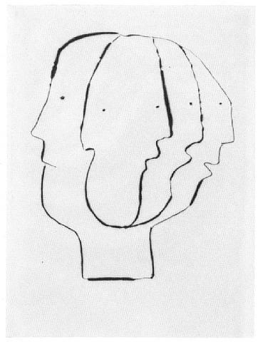 Louise Bourgeois, Anatomy (Detail)
