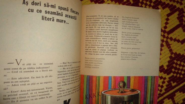 Prin tara lui abecedar cu ilustratii an 1982/78pag- Dorel Sibii - Carte educativa - Okazii
