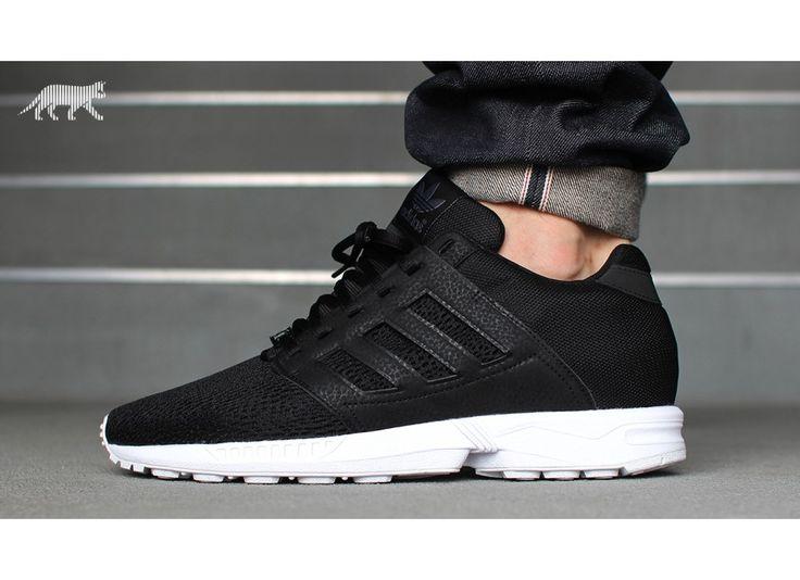 coll ge vincent van gogh clichy - adidas ZX FLUX 2.0 (Core Black / Core Black / Onix) | En los pies ...