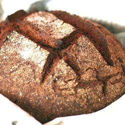 Nemt glutenfri grovbrød ala rugbrød opskrift
