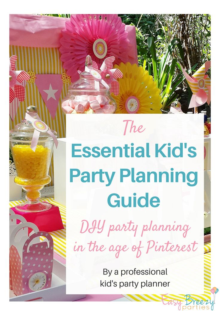 FREE eBook containing tips and tricks from a professional kids party planner, including 5 STEPS TO A PINTEREST-PERFECT CANDY BUFFET! Free to download during April 2015 at http://eepurl.com/bi7kzH. #easybreezyparties