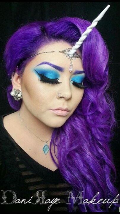 unicorn hair : Hair : Pinterest : Fashion, Purple hair and Hair