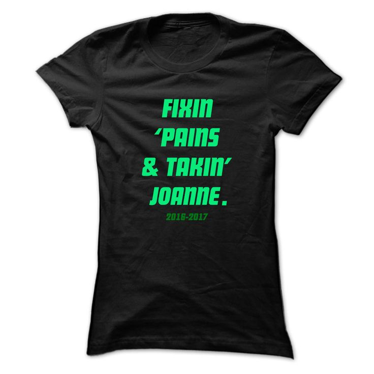Fixin ... JOANNE ᗐ - Cool Name Shirt !If you are JOANNE or loves one. Then this shirt is for you. Cheers !!!STPATRICK xxxJOANNE JOANNE