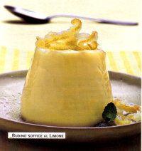 BUDINO AL LIMONE-------- un dolce dietetico con poche calorie. Dolce light, fresco e veloce per l estate