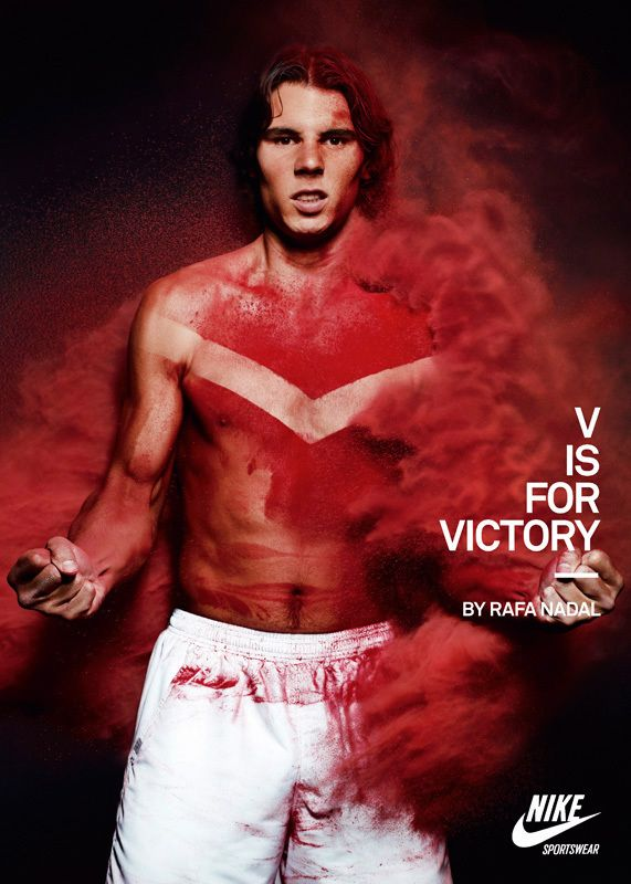 !! Training 11/13 / Nike Advertising V Is For Victory Sport Sold Our Book