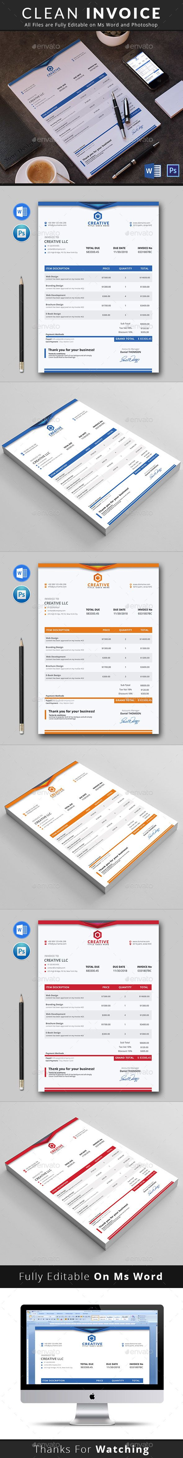 construction proposal templates%0A  Invoice  Proposals  u     Invoices  Stationery