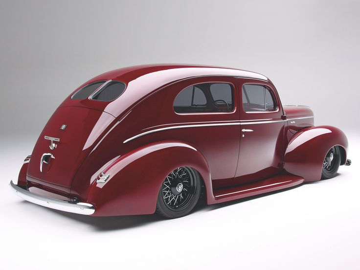 Twin Turbo 1940 Ford | Twin Turbo 1940 Ford Sedan