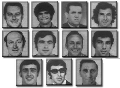 Terrorists Attack at the Olympic Games in Munich (1972): Early in the morning on September 5, 1972, eight members of the Palestinian terrorist organization, Black September, snuck into the Olympic Village at the XXth Olympic Games which were held in Munich, Germany.