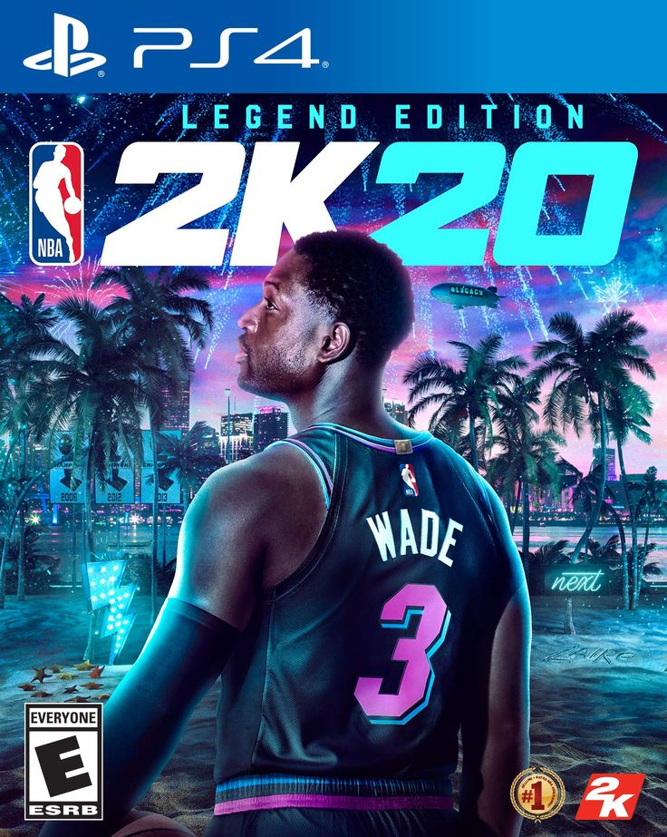 NBA 2K20 Legend Edition PlayStation 4 Ios games, Ps4