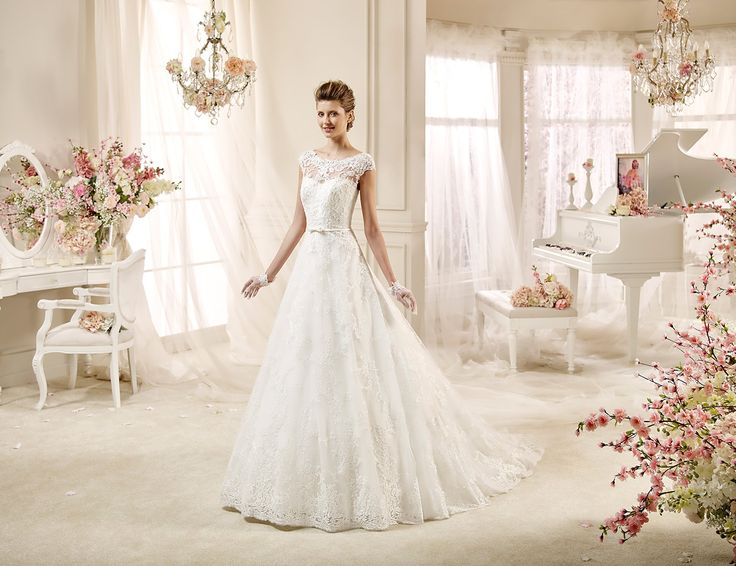 Fashion bride 2016 - Collection COLET.  COAB16308. Wedding Dress Nicole.
