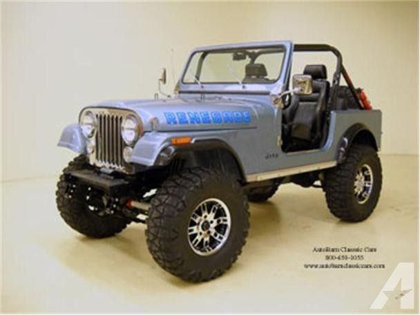 1985 Jeep CJ-7 for Sale in Concord, North Carolina Classified ...