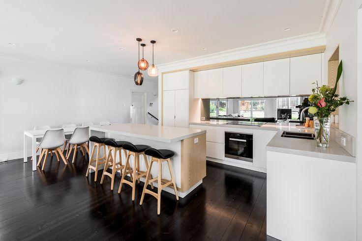 Kew Renovation - Kitchen :: Designed by Eat Bathe Live