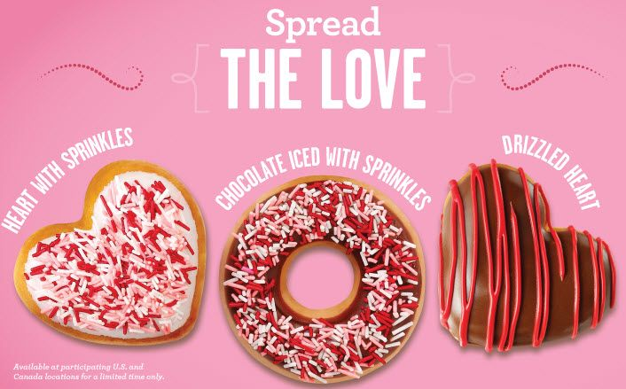 Krispy Kreme will sell non profits a dozen of assorted doughnuts for $4 a dozen. How about doing pre-sales to local businesses and making a delivery Vday morning! You can sell them @ any price! Now that is a SWEET deal!
