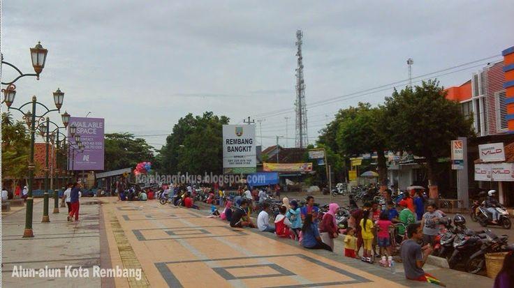 Alun-alun Kota Rembang