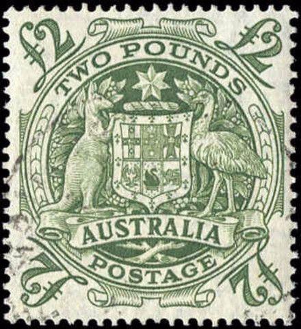Australia, #221, VF, Used