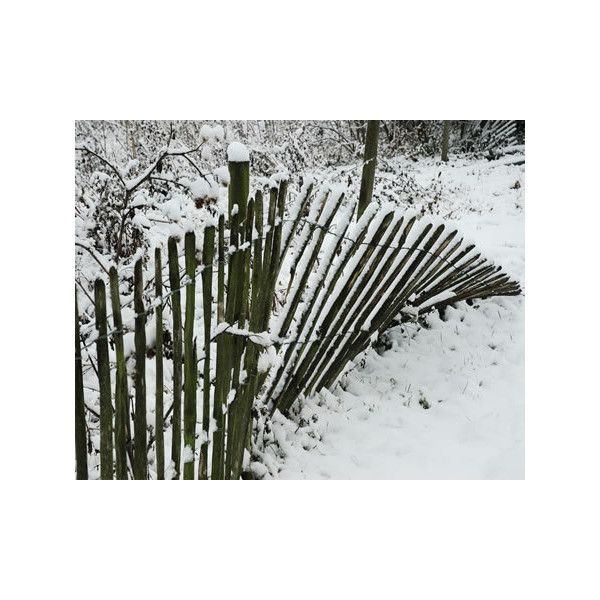 Snow Wallpapers - Free desktop backgrounds ❤ liked on Polyvore featuring backgrounds, winter, fence, photos and pictures