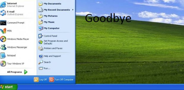 Upgrade your Computes after Windows XP supports end