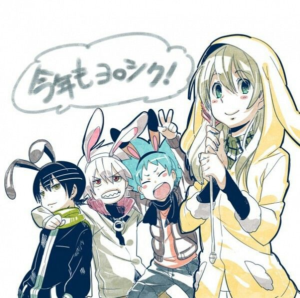 Adorable Soul Eater characters
