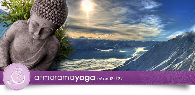 atmarama yoga Newsletter (Februar 2015)