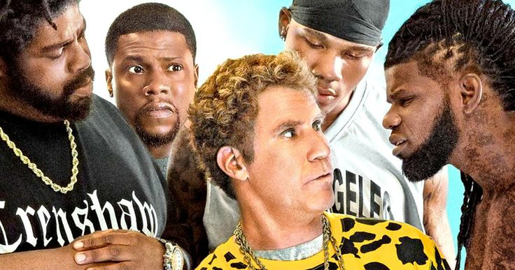 'Get Hard' Red Band Trailer with Will Ferrell & Kevin Hart -- Kevin Hart has shared the very filthy and very funny restricted trailer for his new comedy 'Get Hard', co-starring Will Ferrell. -- http://www.movieweb.com/get-hard-movie-red-band-trailer
